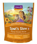 Halo Spot's Stew Hearty Chicken Recipe