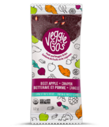 Veggie Go's Chewy Fruit and Veggie Strip Beet, Apple and Cinnamon