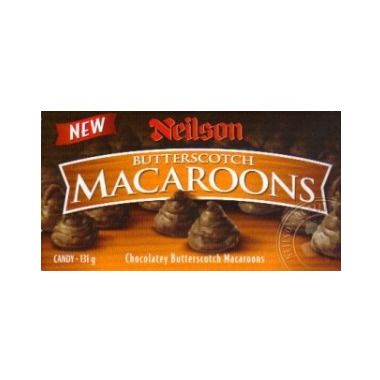 Neilson Butterscotch Macaroons