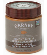 Barney Butter Cocoa and Coconut Almond Butter
