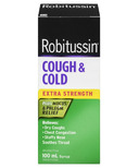 Robitussin Cough & Cold Extra Strength