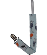 Puffin Gear Pacifier Clip Seagull