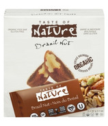Taste of Nature Organic Food Bars 5-Pack