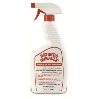 Nature\'s Miracle Stain & Odour Remover