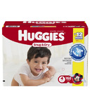 Huggies Snug & Dry Diapers Mega Colossal