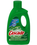 Cascade with Dawn Dishwasher Detergent