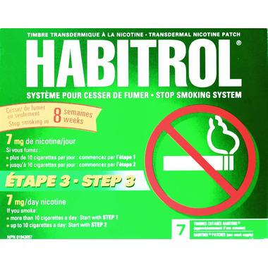 Habitrol Stop Smoking System Step 3
