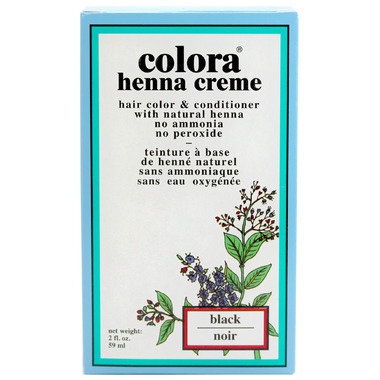 Colora Henna Creme Natural Organic Haircolor