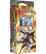 Pokemon Sun & Moon Burning Shadows Theme Deck