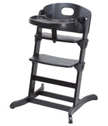 Guzzie & Guss Banquet Wooden High-Chair Licorice