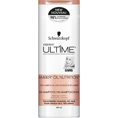 Schwarzkopf Essence Ultime Amber+ Oil Nutrition Shampoo