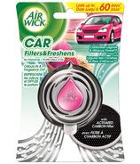 Air Wick Car Filters & Freshens Vent Clip Air Freshener