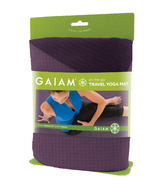 Gaiam On the Go Travel Yoga Mat