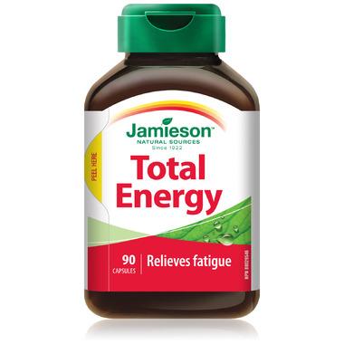 Jamieson Total Energy