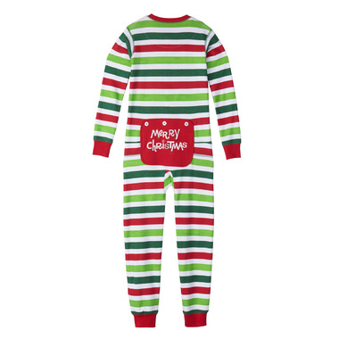 Little Blue House by Hatley Kids Union Suit Holiday