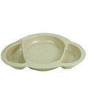 EcoSouLife Little People Husky Plate