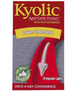 Kyolic Cholesterol Control with Phytosterols