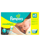 Pampers Swaddlers Economy Pack