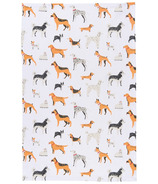 Now Designs Dog Days Print Tea Towel