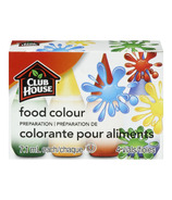 Club House Food Colour Preparation