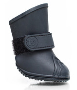 Wellies Boots for Dogs Extra Large in Black