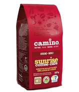 Camino Organic Sunrise Medium Roast Blend Ground Coffee