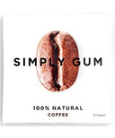 Simply Gum Coffee Natural Chewing Gum