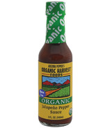 Arizona Pepper's Organic Harvest Jalapeno Pepper Sauce