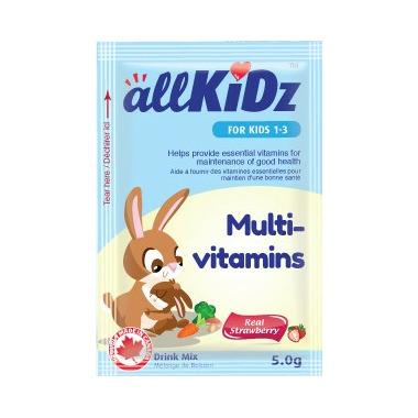 allKiDz Multivitamin Drink Mix