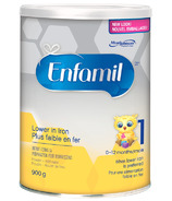Enfamil Lower In Iron Powder Formula