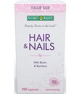 Nature's Bounty Hair & Nails