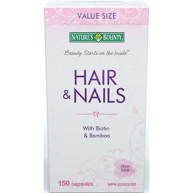 Nature\'s Bounty Hair & Nails