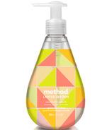 Method Gel Hand Wash Southern Peach