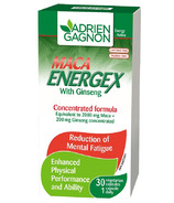 Adrien Gagnon Maca Energex with Ginseng