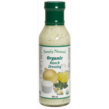 Simply Natural Organic Ranch Dressing