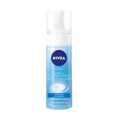 Nivea Aqua Effect Refreshing Foaming Cleanser