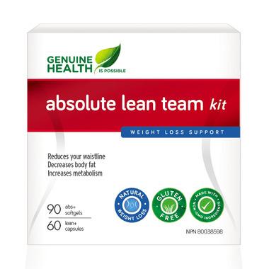 Genuine Health Absolute Lean Team Kit