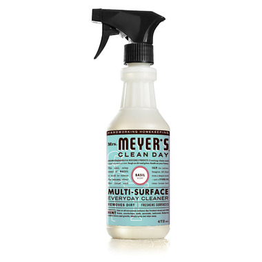 Mrs. Meyer\'s Clean Day MultiSurface Everyday Cleaner Basil