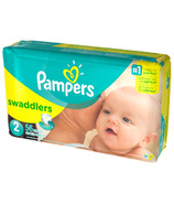 Pampers Swaddlers Mega Pack