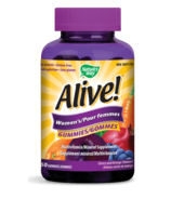 Nature's Way Alive! Womens's Gummies MultiVitamin & Mineral Supplement