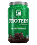 Ergogenics Plant Protein + Greens Chocolate