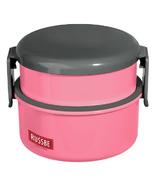 Russbe Round Snack Bento Box Pink