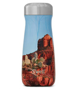 S'well Traveler Stainless Steel Wide Mouth Bottle Oasis