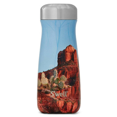 S\'well Traveler Stainless Steel Wide Mouth Bottle Oasis