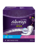 Always Fresh Xtra Protection Panty Liners