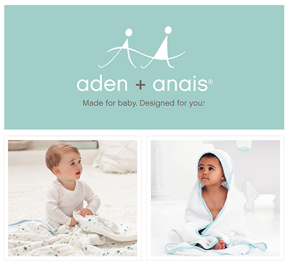 Aden & Anais at Well.ca