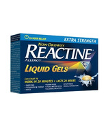 Reactine Allergy Extra Strength 24 Hour Liquid Gels