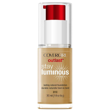 CoverGirl Outlast Stay Luminous Foundation Classic Ivory (810)