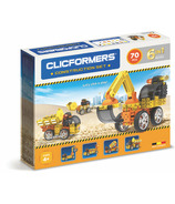 Clicformers Construction 70 Set
