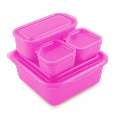 Goodbyn Portions on the Go Pink